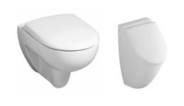 WC- & Urinal-Sets