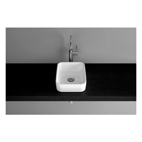 Aufsatzwaschtisch BetteArt, 30 x 40 x 9 cm, weiß