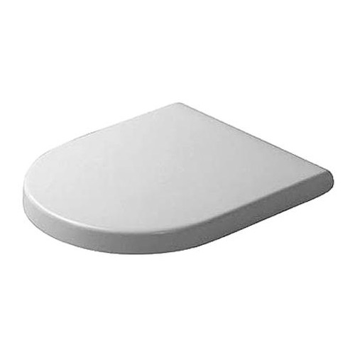 duravit duravit starck 3 wc sitz mit softclose 006389 design in bad. Black Bedroom Furniture Sets. Home Design Ideas