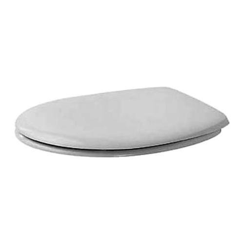 duravit duravit wc sitz ohne absenkautomatik wei 006427 design in bad. Black Bedroom Furniture Sets. Home Design Ideas
