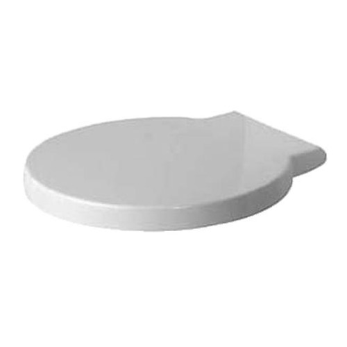 Duravit Starck 1 WC-Sitz mit SoftClose weiß 0065888