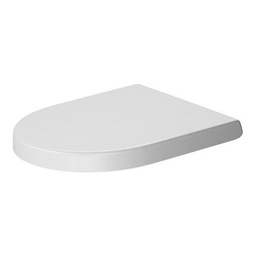 Starck 2 WC-Sitz mit SoftClose weiß 006989