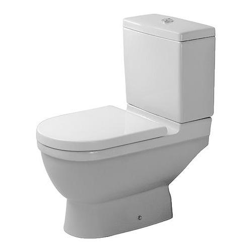 Starck 3 Stand-WC Kombi-Tiefspüler 655 mm Abgang senk. 012601