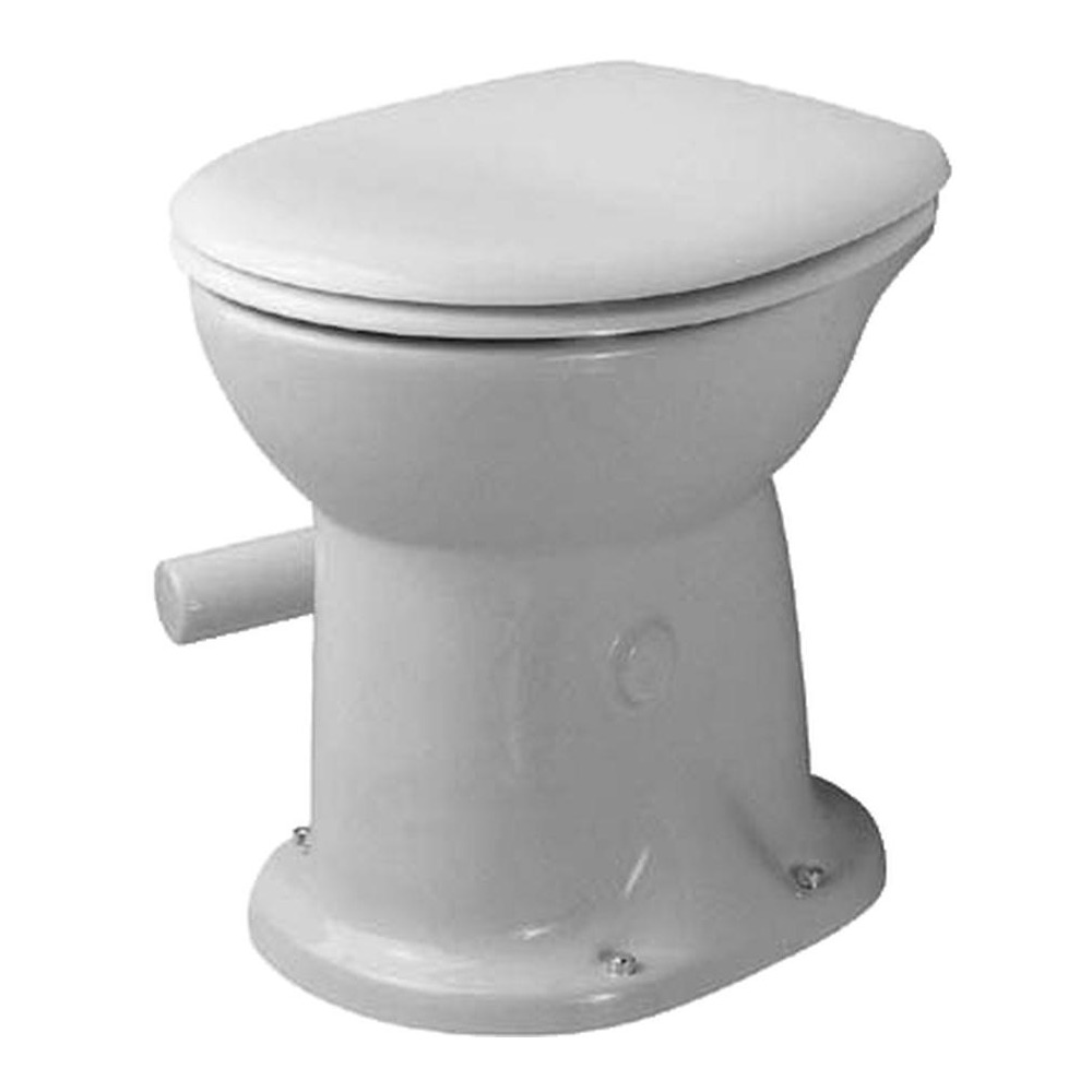 duravit duravit duraplus stand wc trockenklosett 470 mm 018001 design in bad. Black Bedroom Furniture Sets. Home Design Ideas