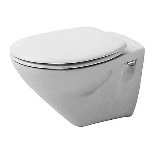 Duraplus Cascade Wand-WC Tiefspüler weiß 530 mm 020609
