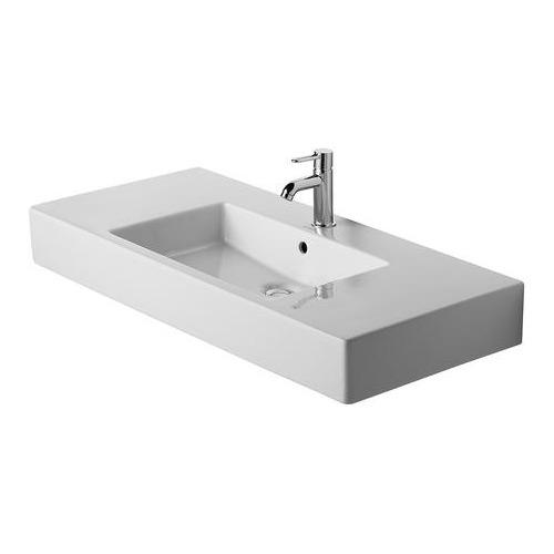 Vero Möbelwaschtisch 105 cm weiß für Einlocharmatur 032910