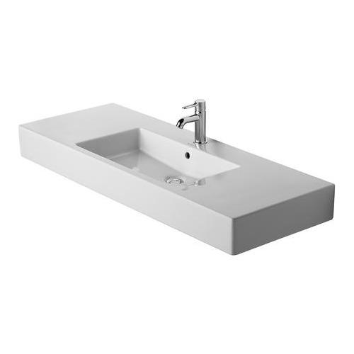 Vero Möbelwaschtisch 125 cm für Einlocharmatur 032912