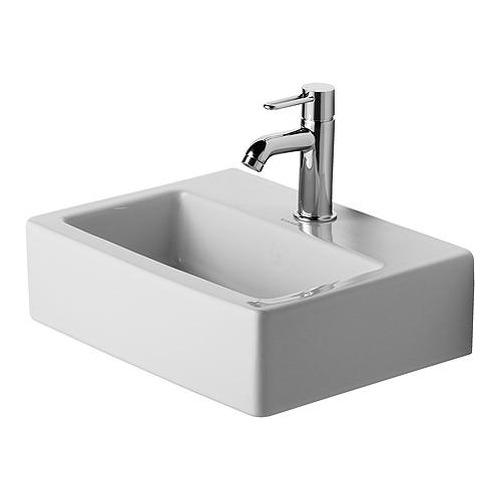 Duravit Vero Handwaschbecken Med 45 cm, für Einlocharmatur 070445