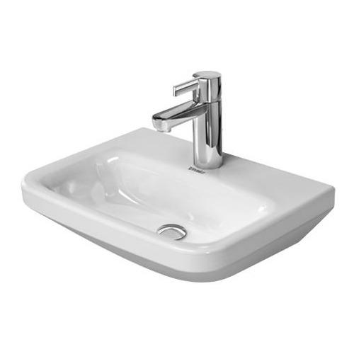 DuraStyle Handwaschbecken 450 mm, m. HLB, o. ÜL, 1 HL 070845