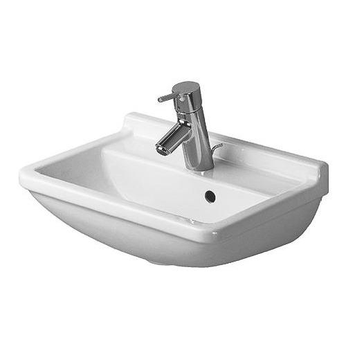 Duravit Starck 3 Handwaschbecken 450 mm mit Hahnlochvorstich 075045