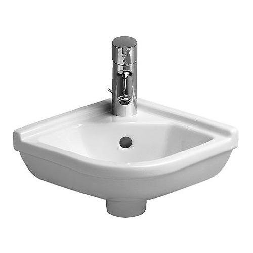 Starck 3 Eck-Handwaschbecken 310 mm 075244