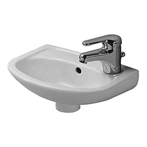 Duraplus Handwaschbecken Compact weiß 36x25 cm 0797350