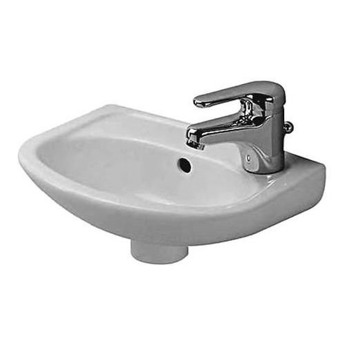 Duraplus Handwaschbecken Compact beige 36x25 cm 079735