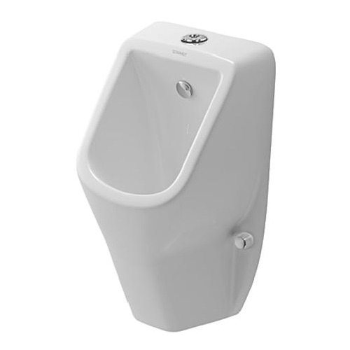 D-Code, Urinal spülrandlos, Zulauf von oben