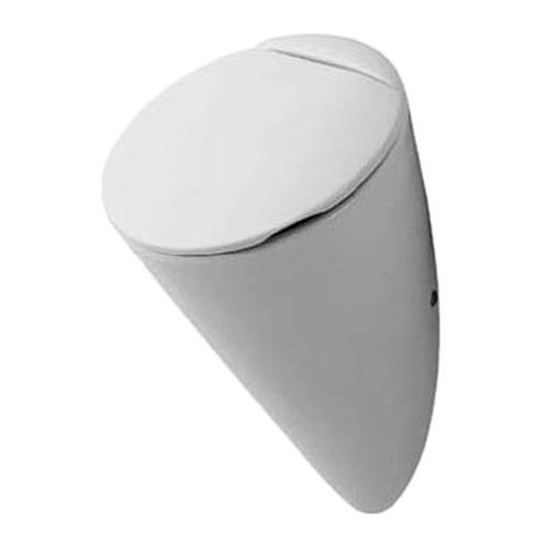 Starck 1 Urinal für Deckel ohne Fliege weiß 083532