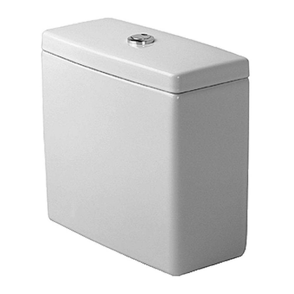 duravit duravit starck 3 sp lkasten 6 liter mit dual flush. Black Bedroom Furniture Sets. Home Design Ideas