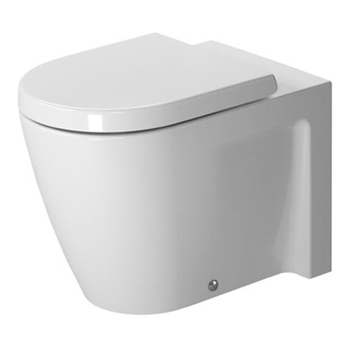 Starck 2 Stand-WC 570 mm 212809