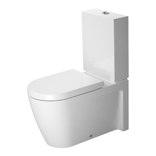 Starck 2 Stand-WC für Kombi 720 mm 212909