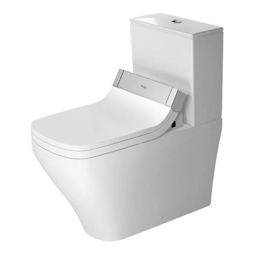 DuraStyle Stand-WC Kombination 700 mm mit verd.Anschl. weiss 215659
