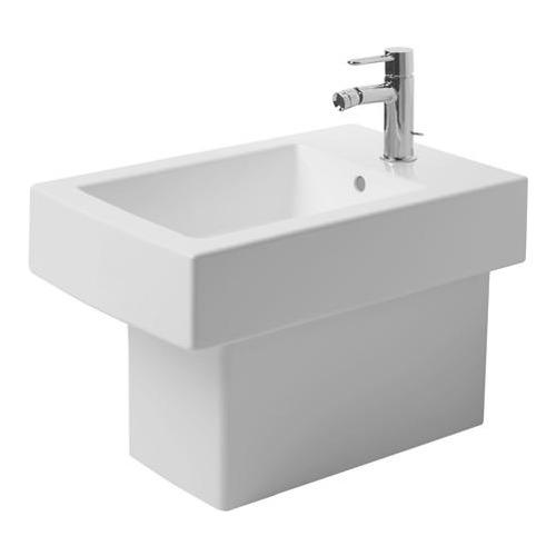 Vero Stand-Bidet 570x370mm weiß 224010