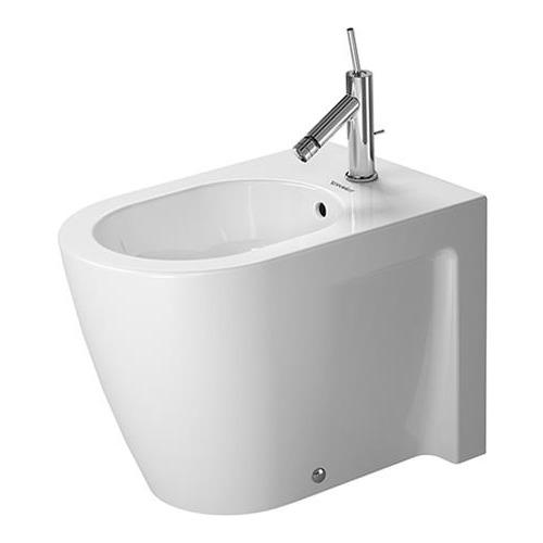 Starck 2 Stand-Bidet wandnah 570 mm weiß 255100