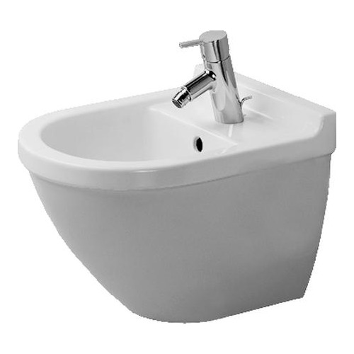 duravit duravit starck 3 wand bidet compact 475 mm 228115. Black Bedroom Furniture Sets. Home Design Ideas