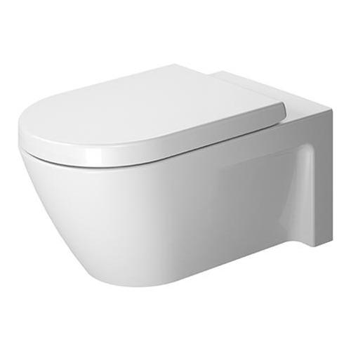 Duravit Duravit Starck 2 Wand-WC für Sensowash 620 mm 253359 ...