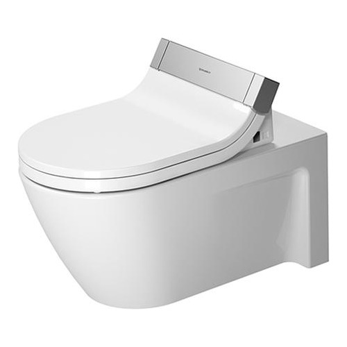 Starck 2 Wand-WC 620 mm, Tiefspüler für Sensowash 253359