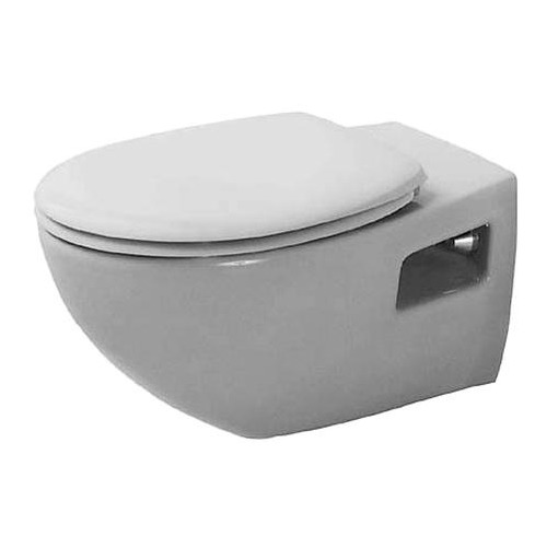 Duraplus Colomba Tiefspüler Wand-WC pergamon 575 mm 254709