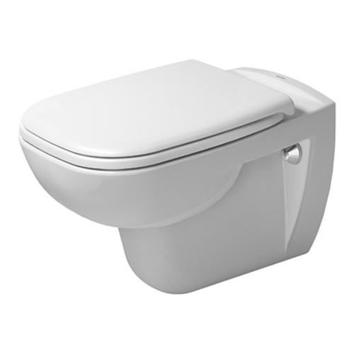 Wand-WC D-Code 545 mm spülrandlos, rimless
