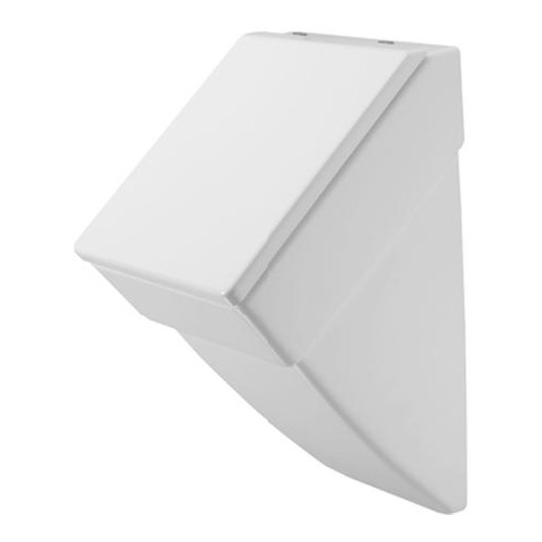 Vero Urinal, Zulauf von hinten, weiß, für Deckel 280132