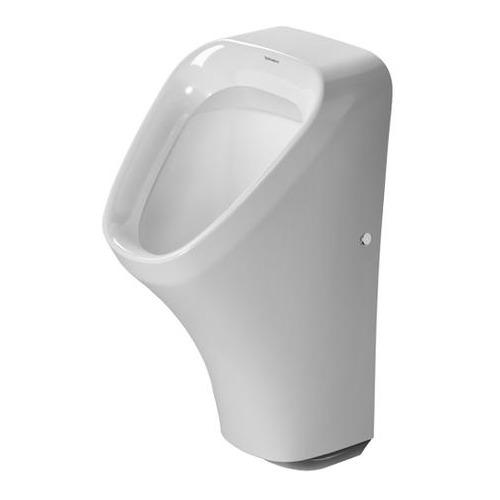 Durastyle, Urinal, Zulauf von hinten, für Batteriean. mit Fliege