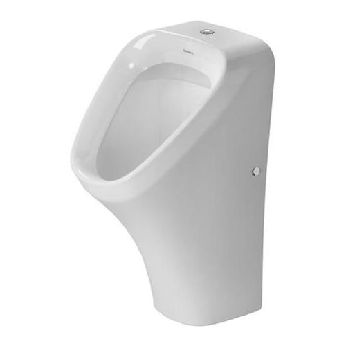 duravit duravit durastyle urinal zulauf von oben wei mit fliege 280530 design in bad. Black Bedroom Furniture Sets. Home Design Ideas