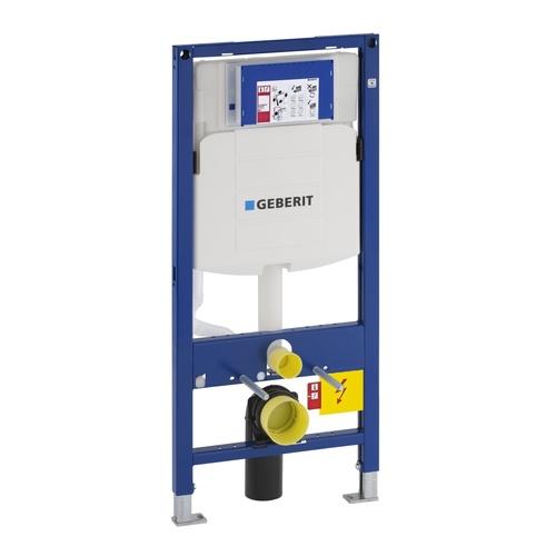 Duofix Vorwandelement für Wand-WC, 112 cm mit Sigma Unterputz-Spülkasten (UP320)