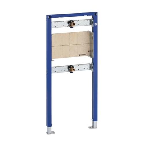 Duofix Bade-/Duschwanne 112 cm für UP-Armatur