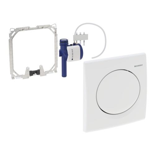 Urinalsteuerung mit pneumatischer Spülauslösung (HyBasic)
