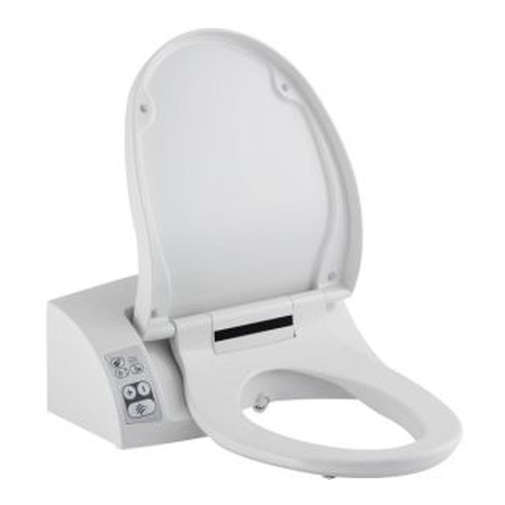 geberit aquaclean wasch dusch wc aufsatz 5000 design in bad. Black Bedroom Furniture Sets. Home Design Ideas