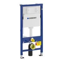 DuofixBasic Vorwandelement für Wand-WC, 112 cm mit Delta UP-Spülkasten (UP 100)