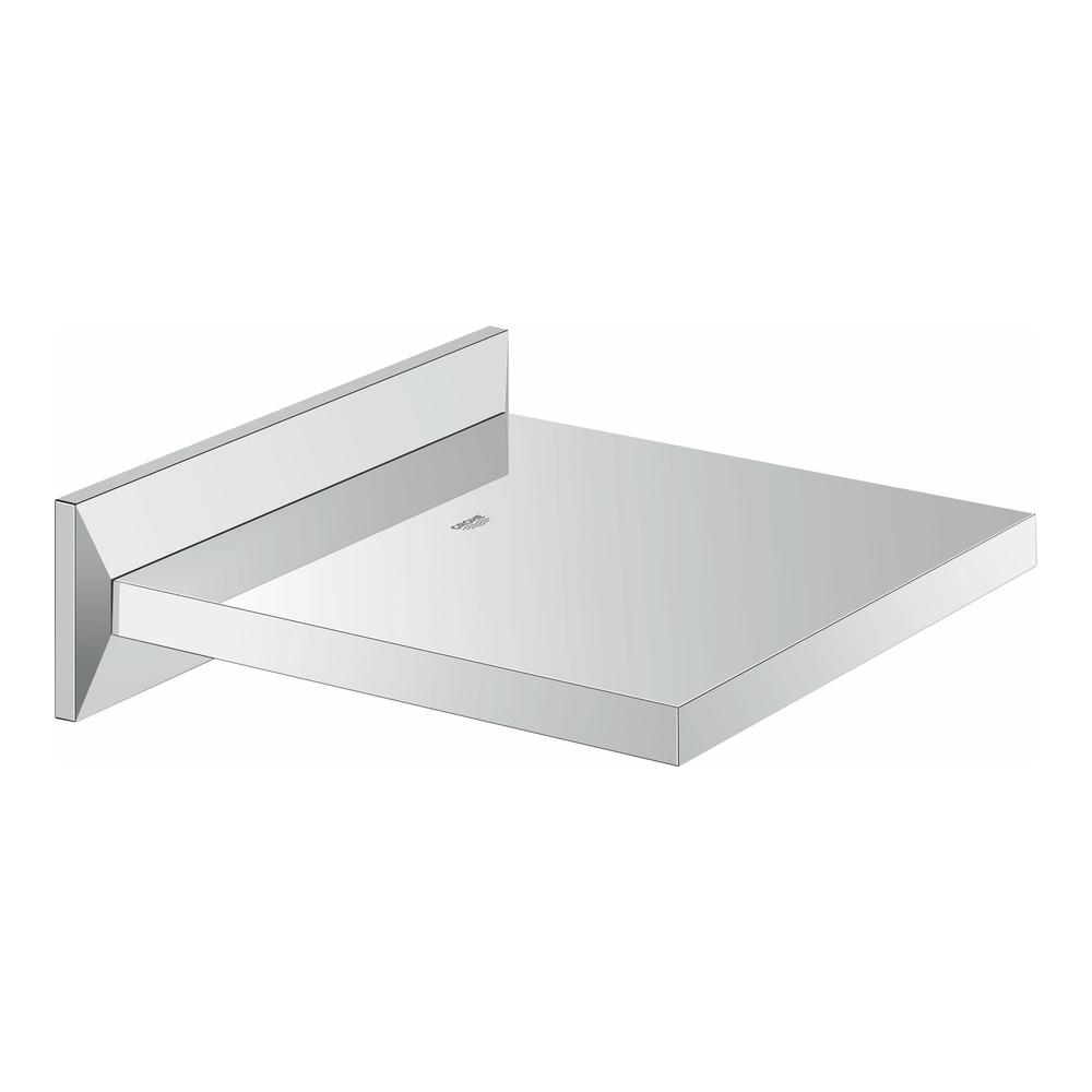 grohe allure brilliant schwallauslauf wanne brause 180 mm 133190 design in bad. Black Bedroom Furniture Sets. Home Design Ideas