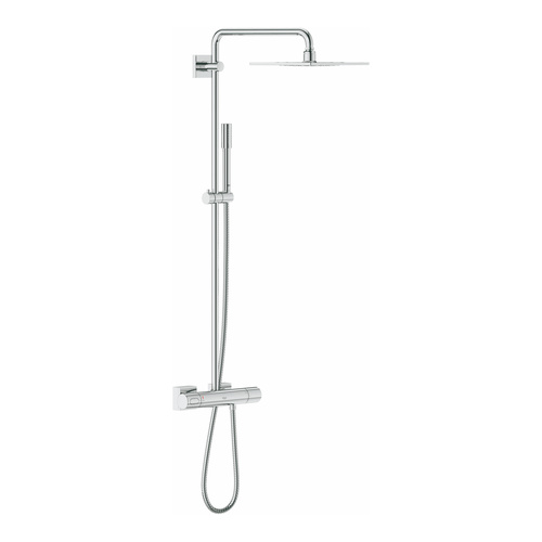 grohe duschsystem rainshower f series 450 mm 27469. Black Bedroom Furniture Sets. Home Design Ideas