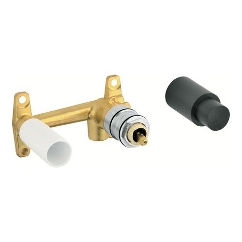Veris Einhand Unterputz-Universal-Einbaukörper, 2-Loch Waschtisch-Batterien