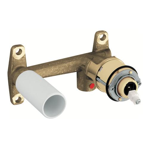 Allure Einhand-Unterputz-Universal Einbaukörper für Atrio und Tenso 2-Loch Waschtisch-Wandbatterien