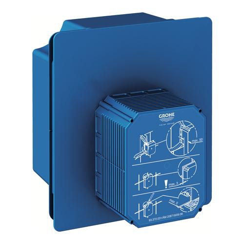 Bluetooth Rapido U Rohbauset für Urinal 20 x 21 x 8 cm