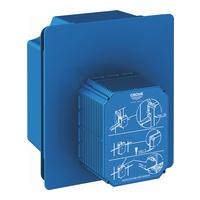 Urinal-Elektronik Rapido UBM Rohbauset 20 x 21 x 8 cm