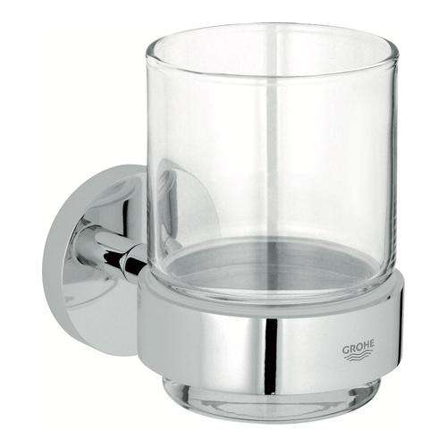 Essentials Glas mit Halter