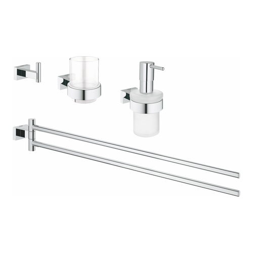 Grohe Waschtisch Set 4 In 1 Essentials Design In Bad