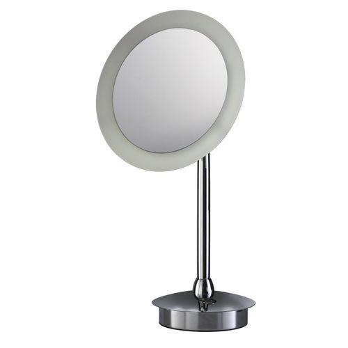 Kosmetikspiegel Standmodell rund ⌀ 21,5 cm