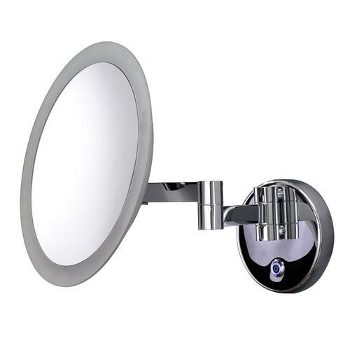 Kosmetikspiegel Wandmodell rund ⌀ 25 cm
