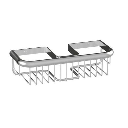 Premium Duschkorb Shower-Set Modell, hoch