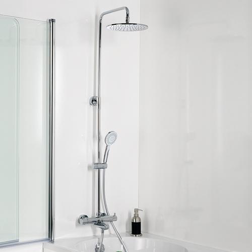 RS 200 Thermostat für Badewanne mit Badewannen-Sicherheitsthermostat-Armatur
